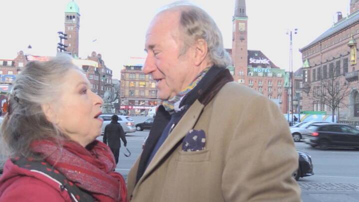 VIDEO Nu mødes 'de røde' og overklassen i infight om ulighed