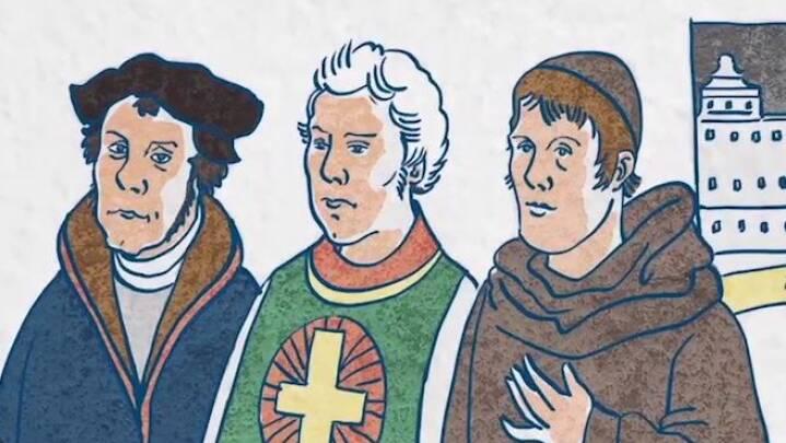 Luther og Bibelen