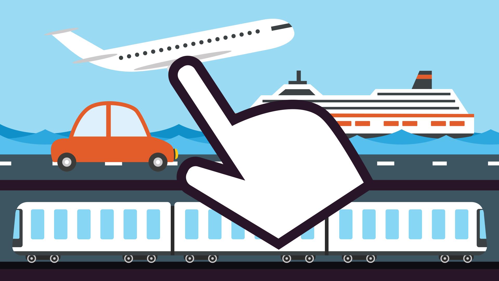 GRAFIK: Vores transportmidler er mere automatiserede i dag, end man skulle tro