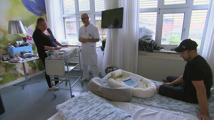 hvidovre hospital fødsel