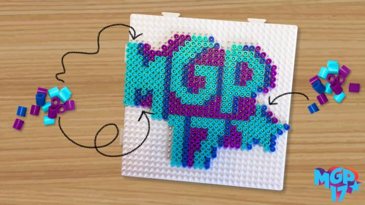 Lav en MGP-perleplade