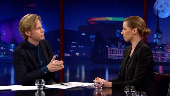 Mette F: Danskerne skal ikke skamme sig over asylpolitikken