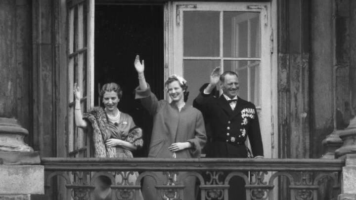 Det danske monarki