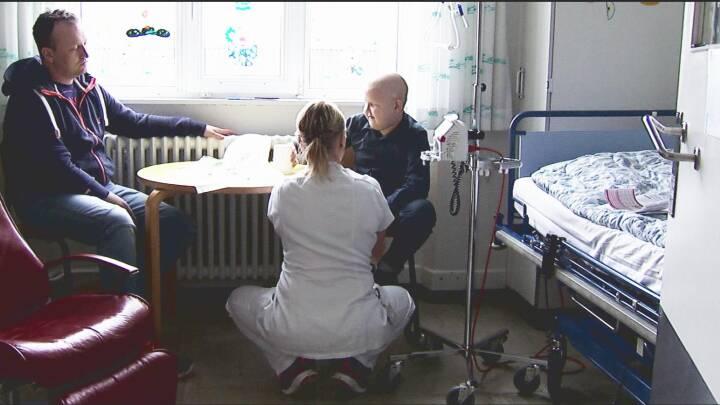 Hospital hyrer særlige sygeplejersker til at hjælpe børn gennem kræftforløb