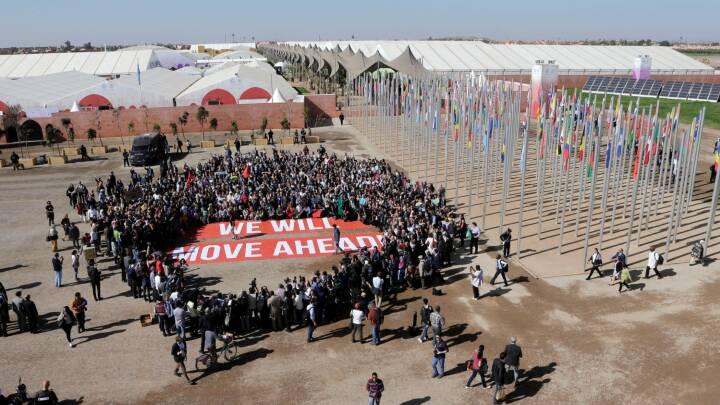 Folkekirkens Nødhjælp og Greenpeace gør status: COP22 har været en pæn succes