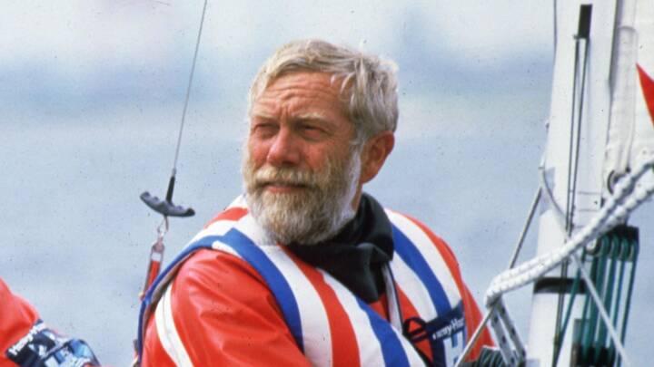 Nekrolog: Et symbol på den moderne sejlsport er død