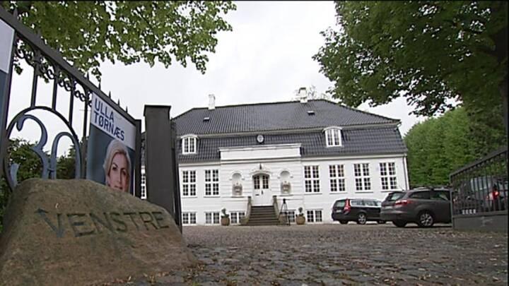 Venstre tøver med at flytte til Jylland