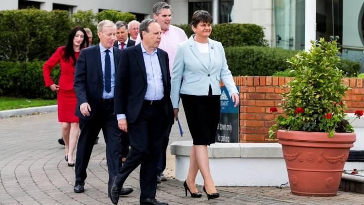 Mays nordirske redning: Abortmodstandere, Brexit-tilhængere og klimaskeptikere
