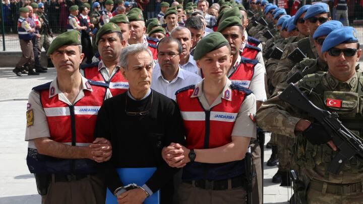 Ekspert: Masseretssag i Tyrkiet er Erdogans skueproces