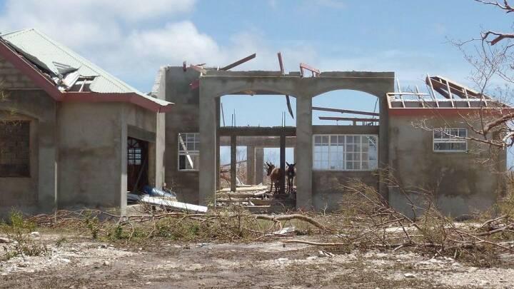 Efter orkanen Irma: Caribisk ø er ubeboet for første gang i 300 år