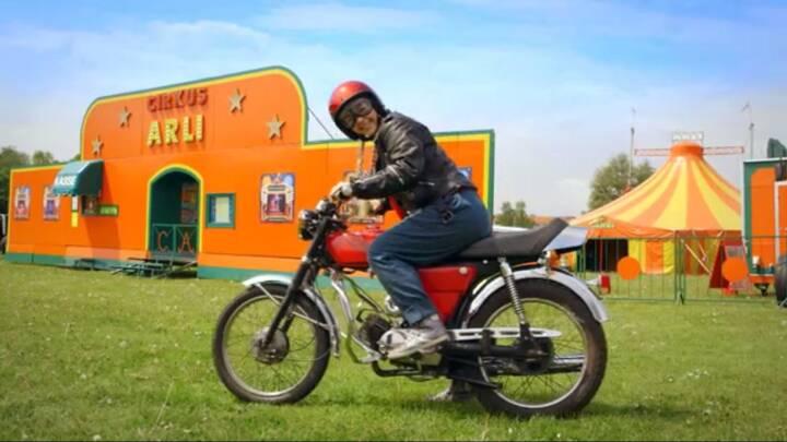 Ingen skjult reklame i Motor Mille på Cirkustur