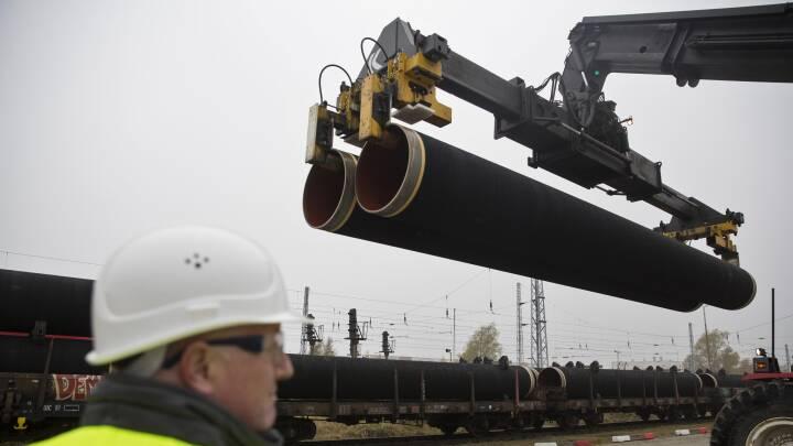 Rød blok til regering: Sig nej til russisk gasledning