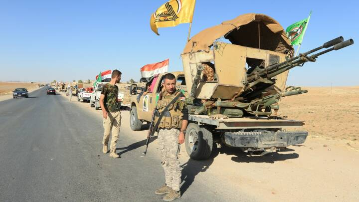 Irakisk domstol udsender arrestordre på kurdisk vicepræsident