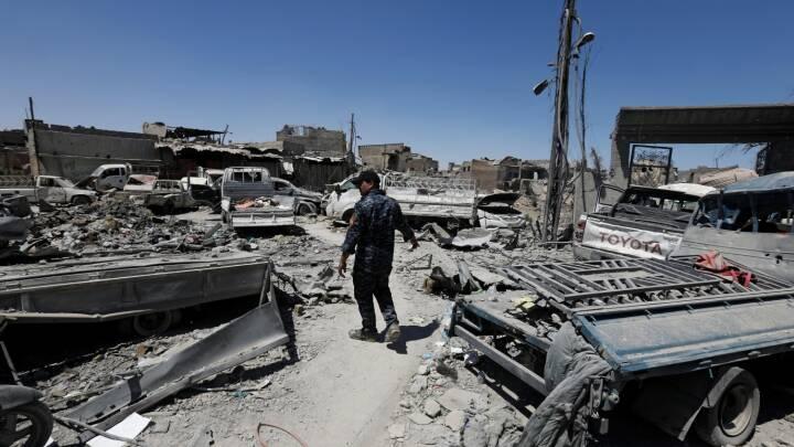 Danmark vil øge bidraget til områder befriet fra IS i Irak