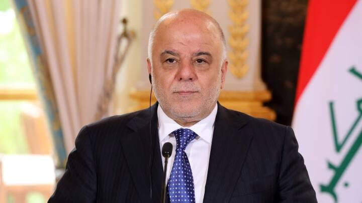 Iraks premierminister: Krigen mod Islamisk Stat er slut