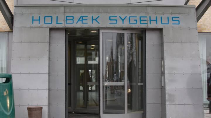 Sygeplejeråd: Patienter kan i værste fald dø på Holbæk Sygehus