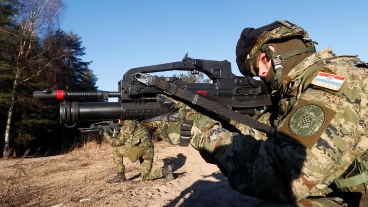 OVERBLIK Frygten for Rusland: Nato-lande bruger flere penge på forsvaret