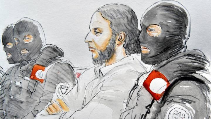 Terrormistænkt for retten i Bruxelles: Jeg er ikke bange for jer. Jeg overlader min skæbne til Allah