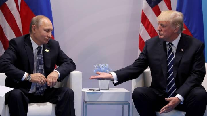 Tillykke Putin: Med forsinkelse har ledere lykønsket russeren