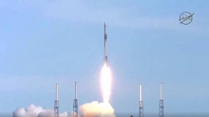 Dansk rumprojekt skudt succesfuldt afsted