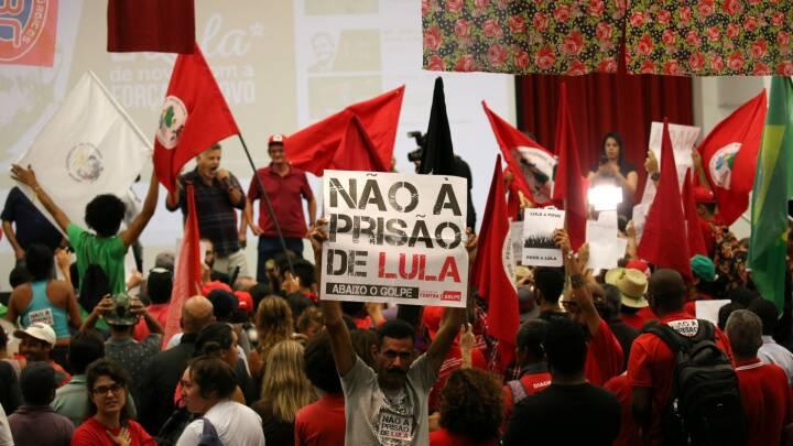 Brasilien: Lula slipper ikke for fængsel