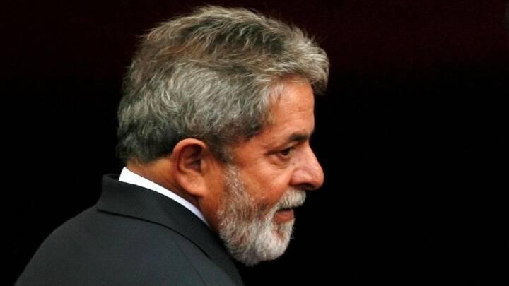 Deadline for korruptionsdømte Lula: Meld dig selv i dag