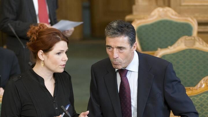 """En politisk ordfører er statsministerens bodyguard ..."