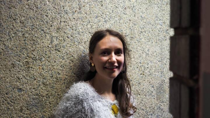 Hannah på 26 jagter det store gennembrud i London: Jeg er sprunget helt ud på det dybe vand