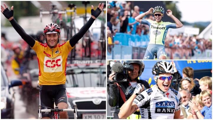I dag rammer cykelfeltet ikonisk bakke i PostNord Danmark Rundt: Se tre store mestre erobre Kiddesvej