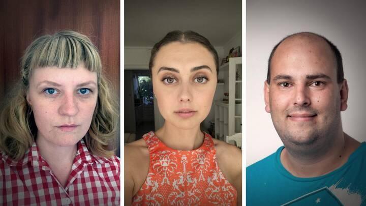 Cille, Kristina og Leonard var tæt på selvmord: Det kræver tid at vælge døden fra