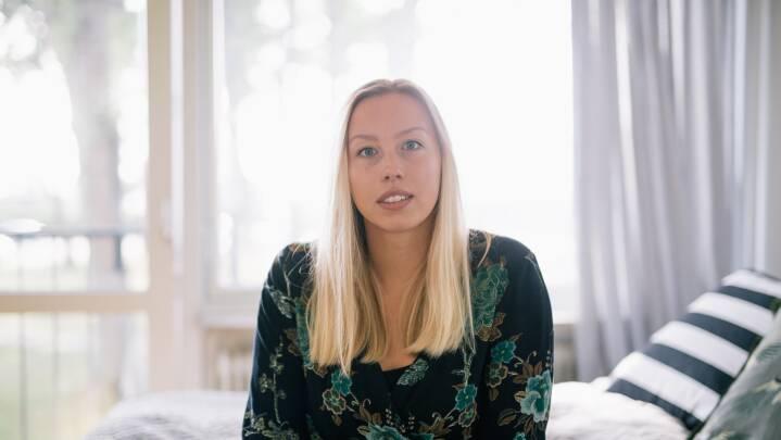 Sofie på 24 år: Når jeg taler om min mors selvmord, fornemmer jeg, at mange lukker ned