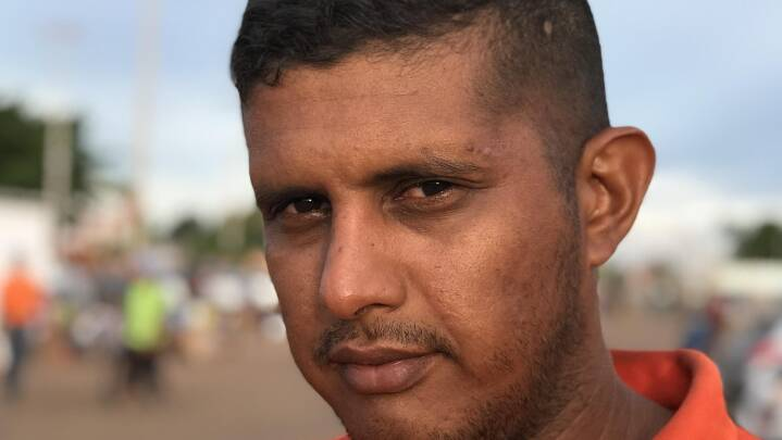 Lysandro Moreno var radiovært i Venezuela - nu sover han på gaden i Brasilien