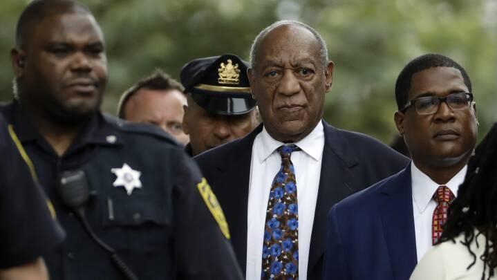 Skuespilleren Bill Cosby skal i fængsel for overgreb på kvinde