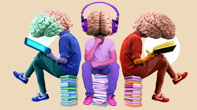 E-bog, lydbog eller papirbog: Det skal du vælge, hvis du vil have mest ud af bogen