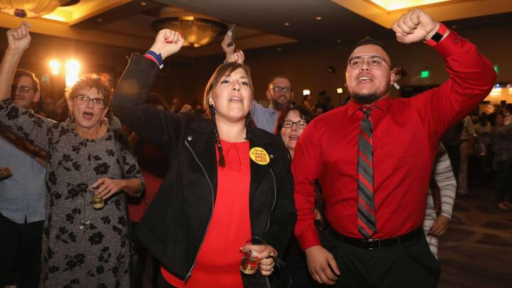Midtvejsvalget er stadig i gang: Demokraterne står til 'betragtelig sejr'