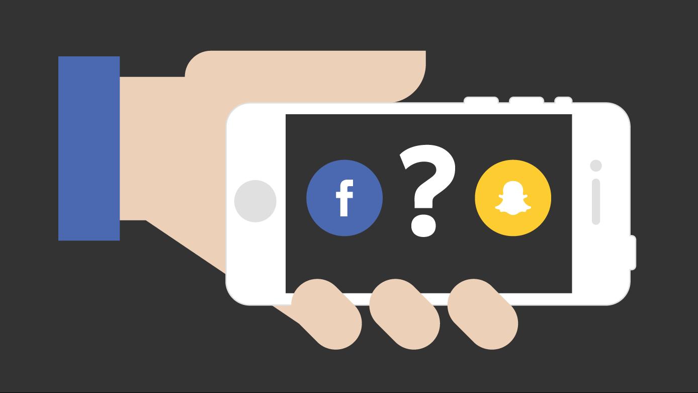 Kan du nemt sige farvel – eller er du afhængig: Hvilke sociale medier ville du droppe først?
