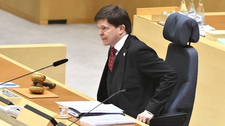 Formand gør klar til nyvalg i Sverige