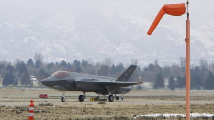 To decibel fra smertegrænsen: Så meget larmer Danmarks nye F35-kampfly