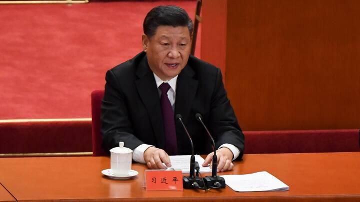Kinas præsident med stikpille til USA: Ingen skal diktere, hvad vi skal gøre