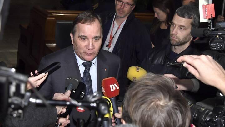 Borgerlig opbakning til socialdemokratisk statsminister i Sverige: 'Nu er der én alvorlig trussel tilbage'