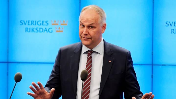 Venstrepartiet bremser Löfvens statsministerdrøm - for nu
