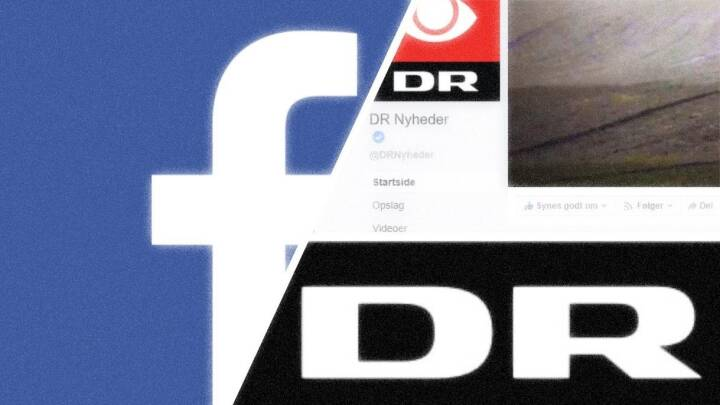 DR skal passe på med at blive smagsdommer på Facebook