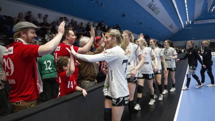 Team Esbjerg på vej mod EHF Cup-finale: Vinder danskeropgør på udebane