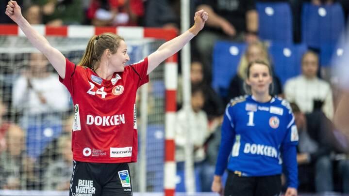Team Esbjerg banker Herning-Ikast og brager ind i europæisk cupfinale