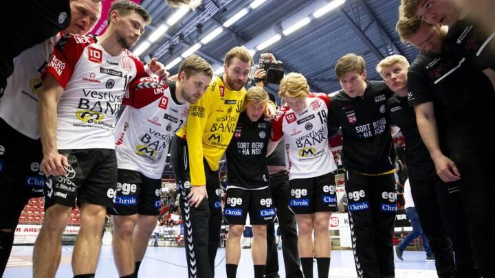 TTH Holstebro møder tysk stjerneparade i europæisk semifinale