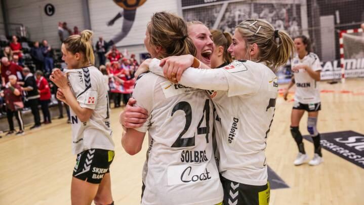 Team Esbjerg jagter første europæiske titel nogensinde: 'Vi skal sparke røv'