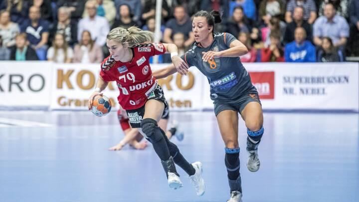 Team Esbjerg slider sig til uafgjort efter tid mod Siofok