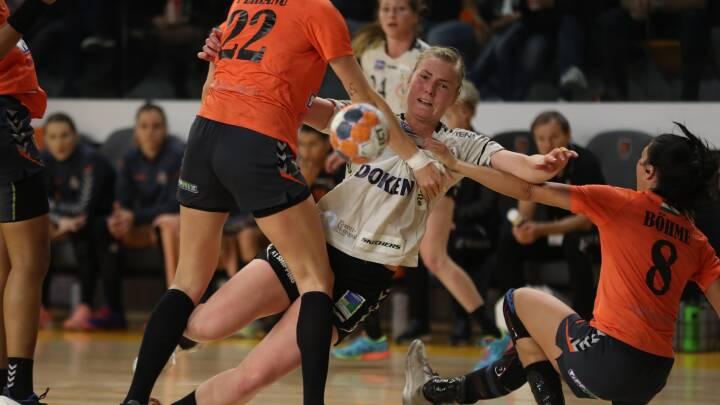 Team Esbjerg taber EHF Cup-finalen i et ungarsk uvejr