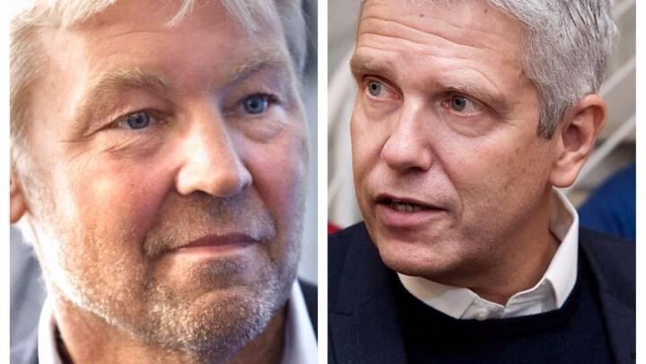 To politikere skulle deles om borgmesterkæden: Nu trækker den ene sig