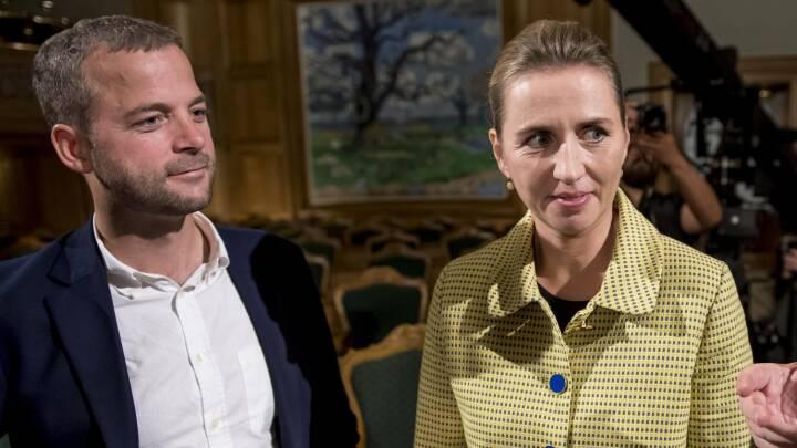 Mette Frederiksen vil give Godhavnsdrengene en officiel